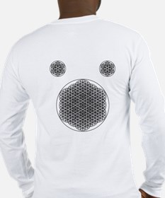 Ohm shanti new front shirt Long Sleeve T-Shirt