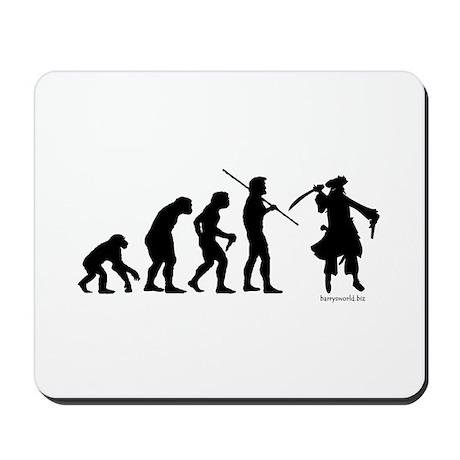 Pirate Evolution Mousepad
