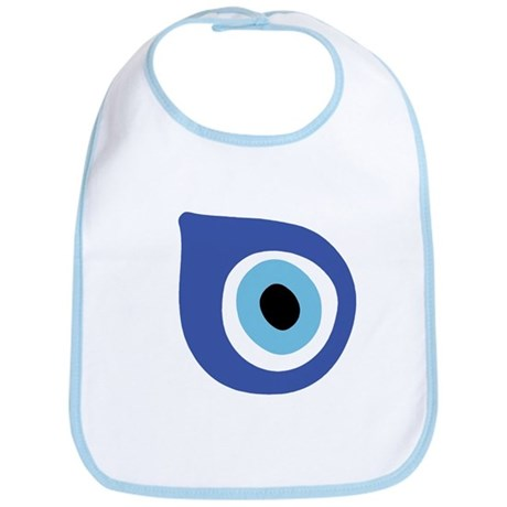 EVIL EYE PROTECTION Bib