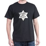 Canal Zone Police Dark T-Shirt