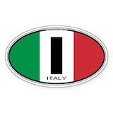 Italian flag 50 Pack