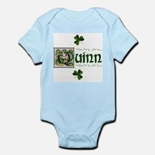 Quinn Celtic Dragon Infant Creeper