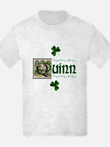 Quinn Celtic Dragon Kids T-Shirt