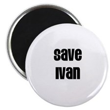 Save Ivan Magnet