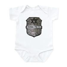 Israeli Police Infant Bodysuit