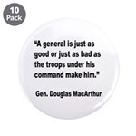 MacArthur General and Troops Quote 3.5