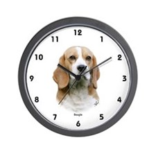 Beagle 9Y313D-030 Wall Clock