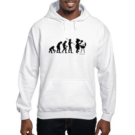 Barbecue Evolution Hooded Sweatshirt
