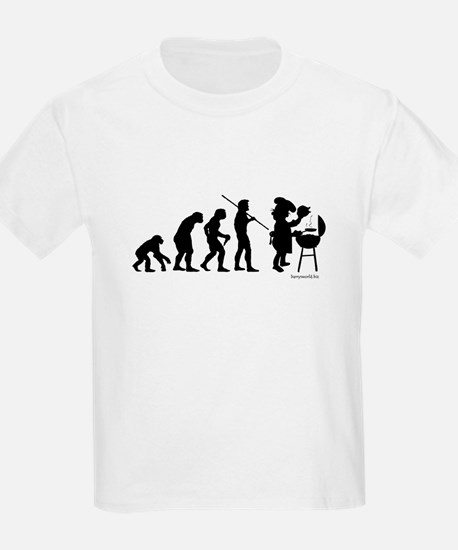 Barbecue Evolution T-Shirt