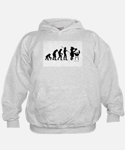 Barbecue Evolution Hoodie