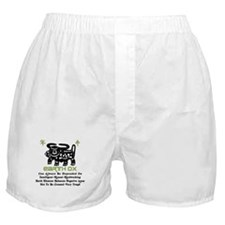 Earth Ox Boxer Shorts