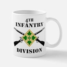4th Infantry Division (2) Mug