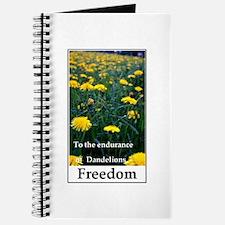 Dandelion: Freedom Journal
