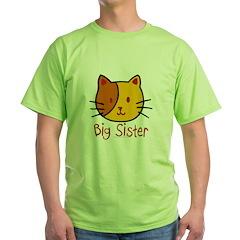 Cat Big Sister T-Shirt