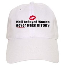 Well Behaved Women 3 Baseball Cap