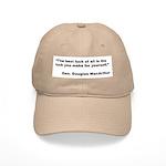MacArthur Best Luck Quote Cap