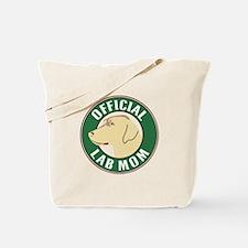 Yellow Lab Mom - Tote Bag