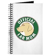 Yellow Lab Mom - Journal