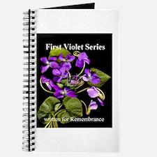 First Violet Series Journal