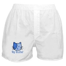Cat Blue Big Brother Boxer Shorts