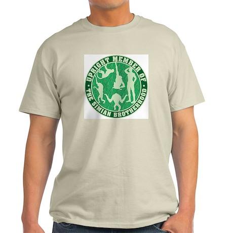 Simian Brotherhood Light T-Shirt