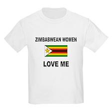 Zimbabwean Love Me T-Shirt