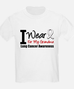 I Wear Pearl For My Grandma T-Shirt