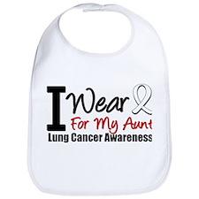 I Wear Pearl For My Aunt Bib