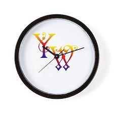 YW Wall Clock