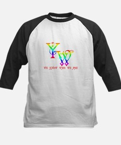 YW-WE KNOW WHO WE ARE Kids Baseball Jersey