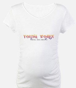 YOUNG WOMEN-STONG, TRUE, VIRTUOUS Shirt