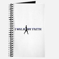 I WALK BY FAITH Journal