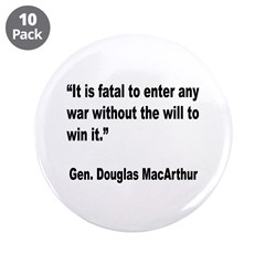 MacArthur Will to Win Quote 3.5