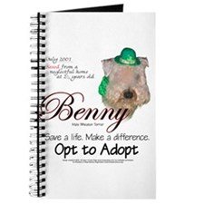Holiday Benny Journal