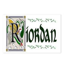 Riordan Celtic Dragon Postcards (Package of 8)