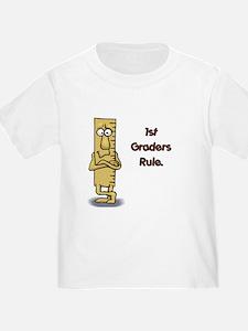 1st Graders Rule T