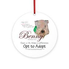 Benny Keepsake (Round)