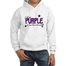 I Wear Purple 14 (CF Awareness) Hoodie