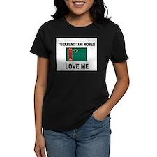 Turkmenistani Love Me Tee