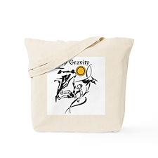 Defy Gravity Rockclimbing Tote Bag