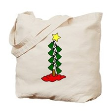 The Christmas Belltree Tote Bag