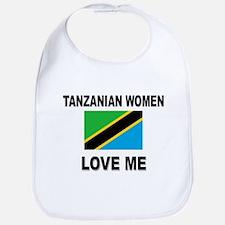 Tanzanian Love Me Bib