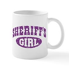 Sheriff's Girl Mug