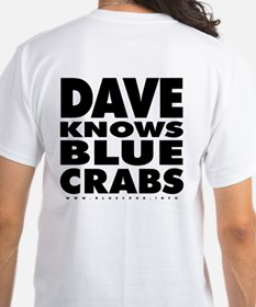 Dave Knows Blue Crabs