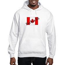Fuckin Eh (Canadian Flag) Hoodie