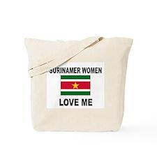Surinamer Love Me Tote Bag