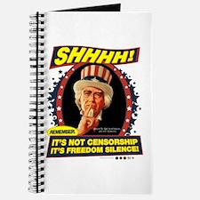 Freedom Silence Journal