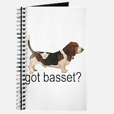 got basset? Tri-color Journal