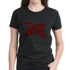 Smut Kings Red Logo Tee