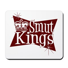 Smut Kings Red Logo Mousepad